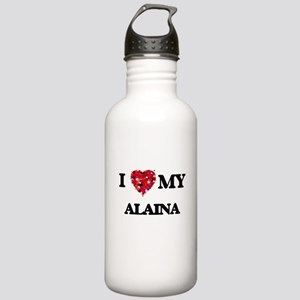 I love my Alaina Stainless Water Bottle 1.0L