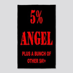 5% ANGEL Area Rug
