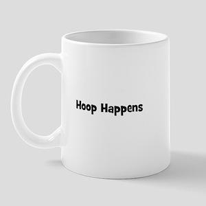 Hoop Happens Mug