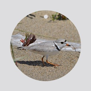 Piping plover Ornament (Round)