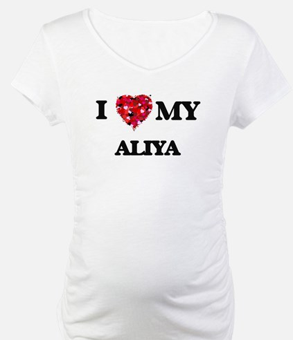 I love my Aliya Shirt