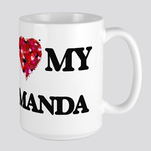 I love my Amanda Mugs