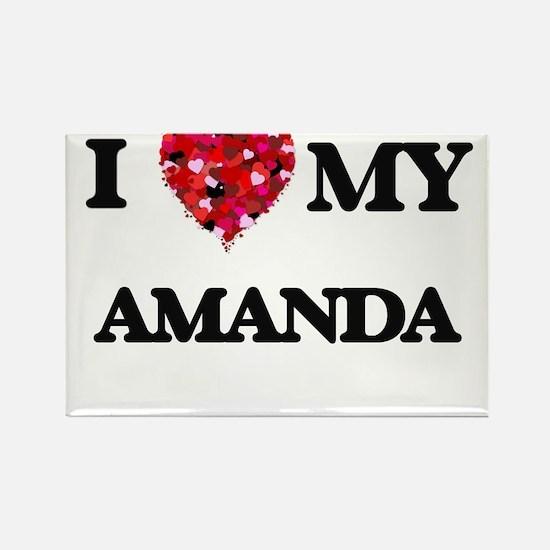 I love my Amanda Magnets