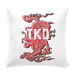 TKD Dragon Everyday Pillow