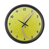 Tennis ball Giant Clocks