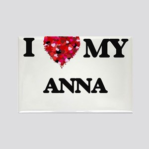 I love my Anna Magnets