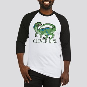 Clever Girl Baseball Jersey