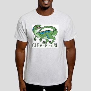 Clever Girl Light T-Shirt