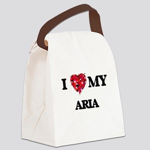 I love my Aria Canvas Lunch Bag
