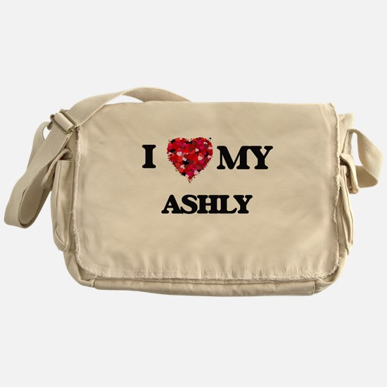 I love my Ashly Messenger Bag