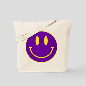 Happy FACE Louisiana State Tote Bag