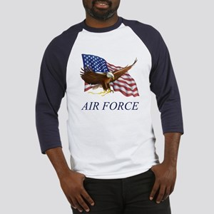 USAF Air Force Baseball Jersey