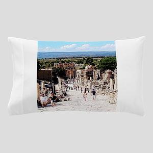 Ruins of Ephesus Pillow Case
