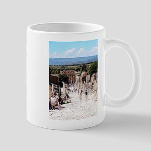 Ruins of Ephesus Mugs