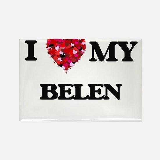 I love my Belen Magnets