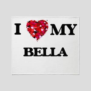 I love my Bella Throw Blanket