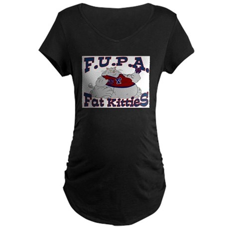 F.U.P.A. Maternity Dark T-Shirt