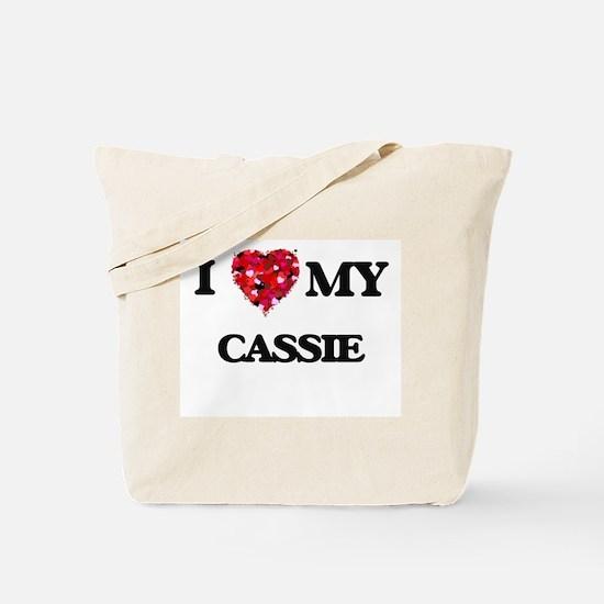 I love my Cassie Tote Bag