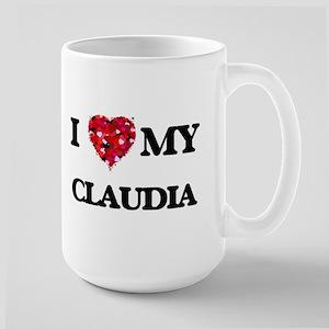 I love my Claudia Mugs