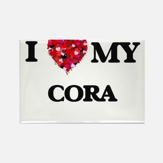 I love my Cora Magnets