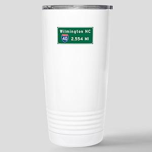wilmington, nc - barsto Stainless Steel Travel Mug