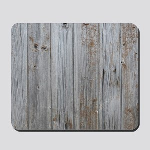 old wood Mousepad