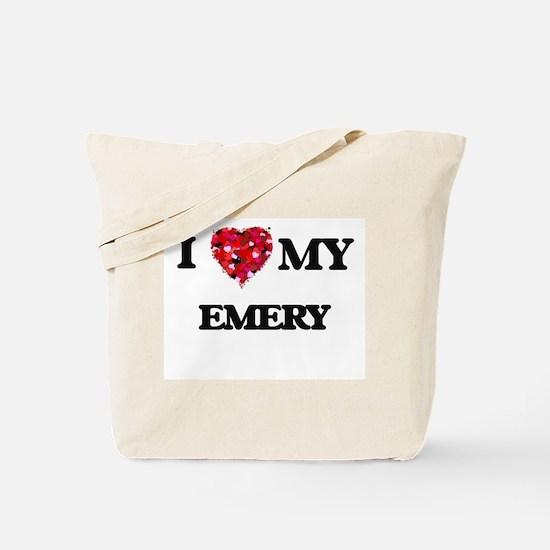 I love my Emery Tote Bag