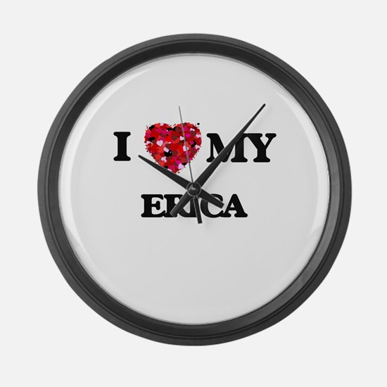 I love my Erica Large Wall Clock