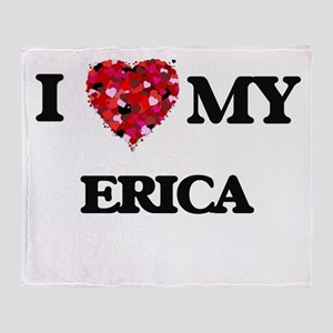 I love my Erica Throw Blanket