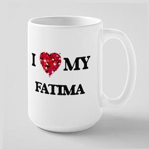 I love my Fatima Mugs