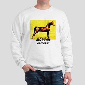 AFTM Morgan Horse Of Course Sweatshirt