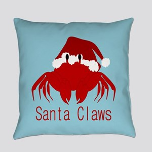 It's Santa Claws Everyday Pillow
