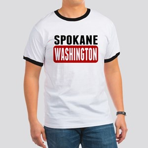 Spokane Washington T-Shirt