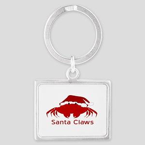 Santa Claws Keychains