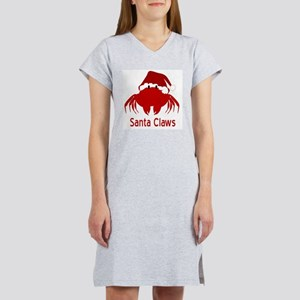 Santa Claws Women's Nightshirt