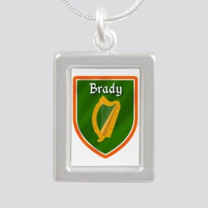Brady Family Crest Necklaces
