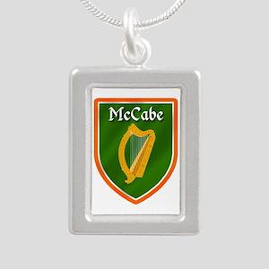 McCabe Family Crest Necklaces