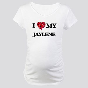 I love my Jaylene Maternity T-Shirt