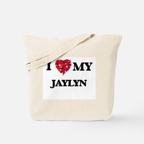 I love my Jaylyn Tote Bag