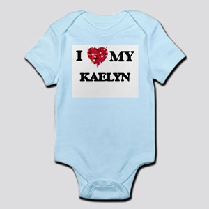 I love my Kaelyn Body Suit