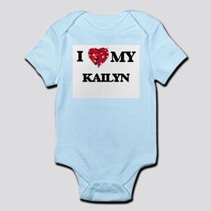 I love my Kailyn Body Suit