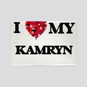 I love my Kamryn Magnets