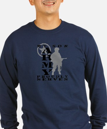 Son Proudly Serves - ARMY T