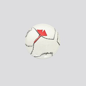 Cute Westie Dog Art Mini Button