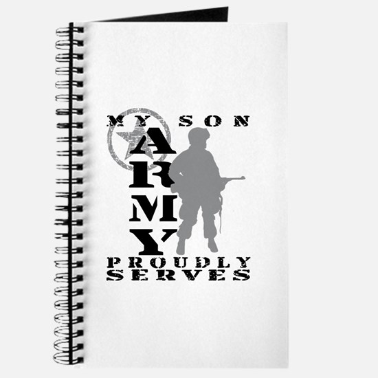 Son Proudly Serves - ARMY Journal
