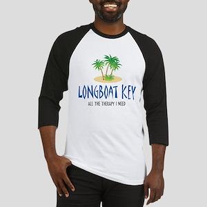 Longboat Key Therapy - Baseball Jersey
