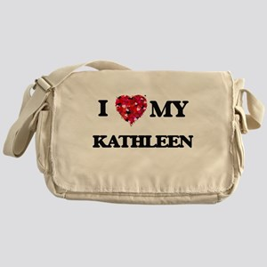 I love my Kathleen Messenger Bag