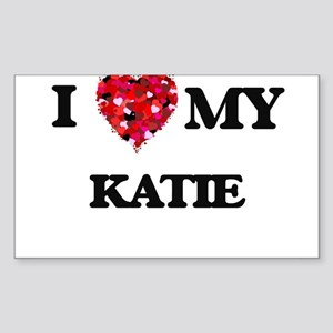 I love my Katie Sticker