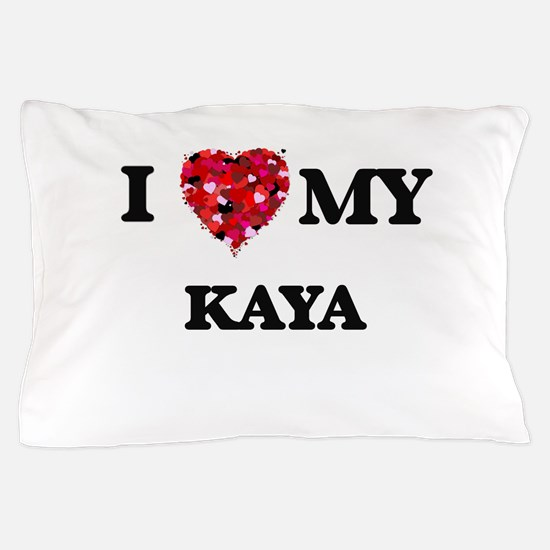 I love my Kaya Pillow Case
