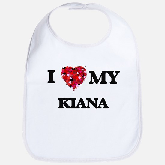 I love my Kiana Bib